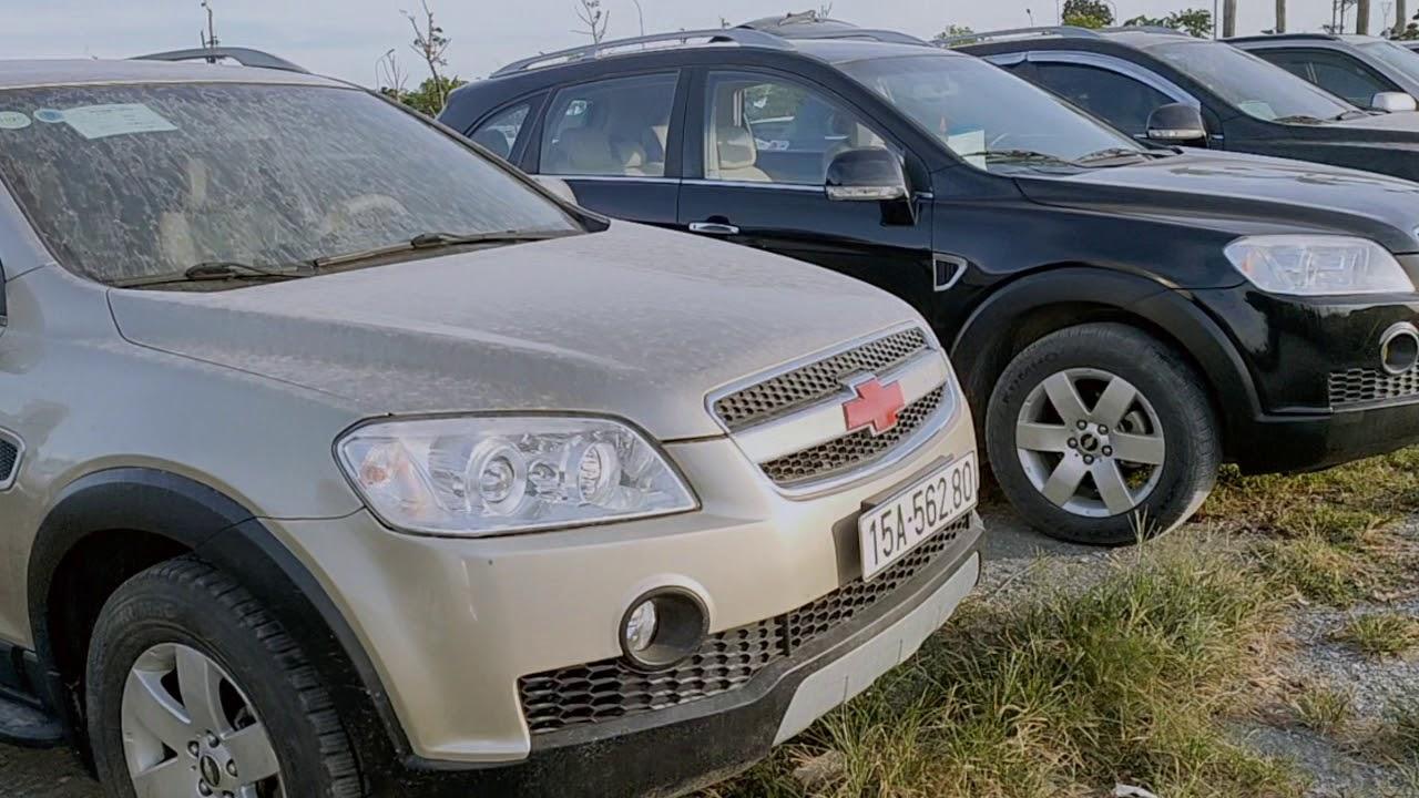 Đại hạ giá giảm giá lô xe 7 chỗ máy dầu, máy xăng giá chỉ từ 138tr