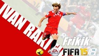 FIFA 15 - Mükemmel Frikik Golü [Ivan Rakıtıc] (emirhann58)