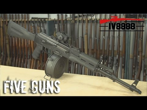 Top 5 Guns to Get Before an Election