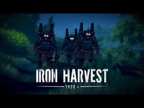Iron Harvest - Saxony Faction Feature [DE]