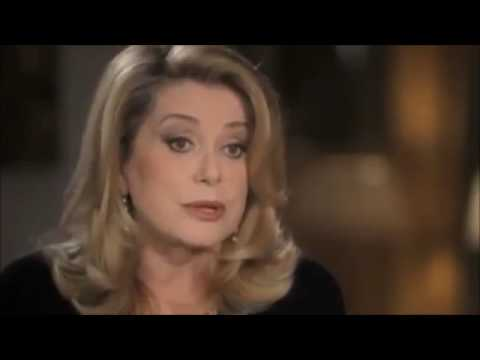 Catherine Deneuve interview