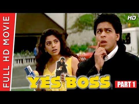 Yes Boss Part 1 | Shah Rukh Khan,Juhi Chawla | B4U Movies HD