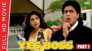 Yes Boss Part 1 | Shah Rukh Khan,Juhi Chawla | B4U Movies HD