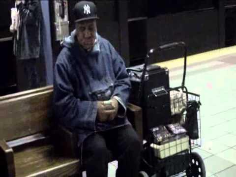 Rencontrer quelqu'un dans le metro
