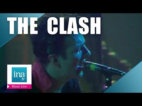 "The Clash ""London Calling"" (Live Paris 1980) | Archive INA"