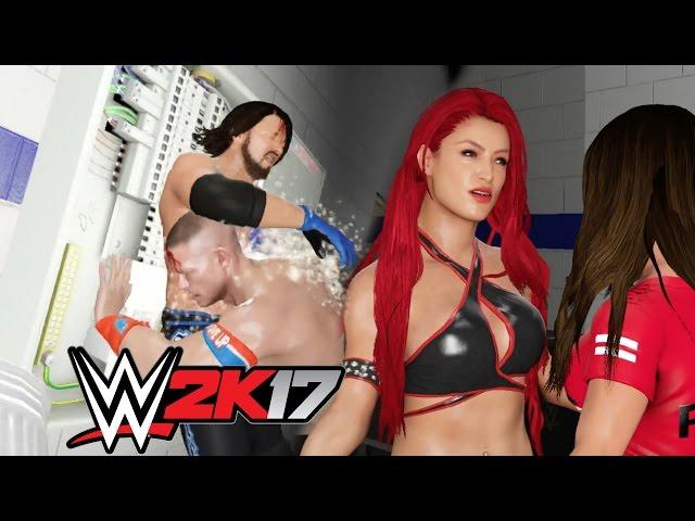 WWE 2K17 (видео)