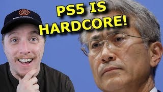 Sony Leak Says PS5 is ONLY for