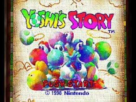 Yoshi's Story - Yoshi's Happy Song