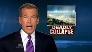 NBC Nightly News - Officials investigate Indiana state fair stage collapse