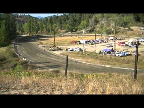 Northport International Raceway Hornet Main Part 2 9_16_2012