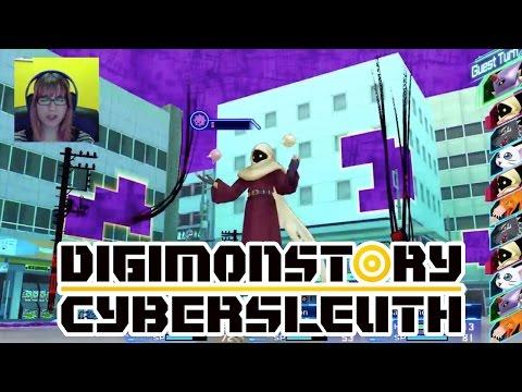 Desapariciones en Akihabara 2/2 [Digimon Story Cyber Sleuth]