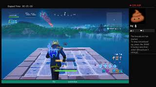 FORTNITE (126) !!! TRYING TO GLITCH TO BATTLE ROYALE MAP IN CREATIVE!!!