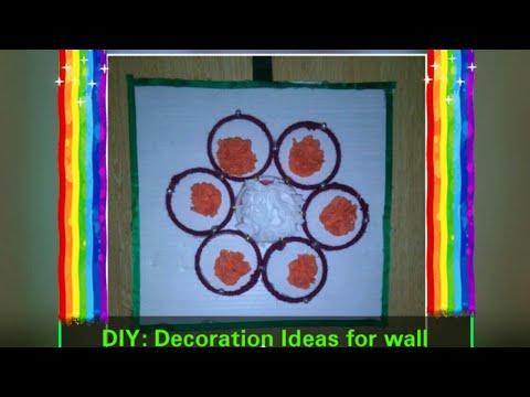 Latest Wall Decoration Idea,You Can Easily DIY