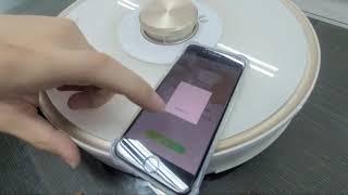 레노버 로봇청소기 아이폰 앱 연결방법