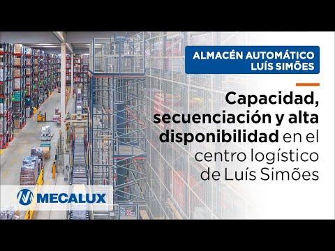 Capacidad, Secuenciación Y Alta Disponibilidad En El Centro Logístico De Luís Simões