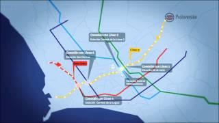 Linea 2 del Metro de Lima y Callao