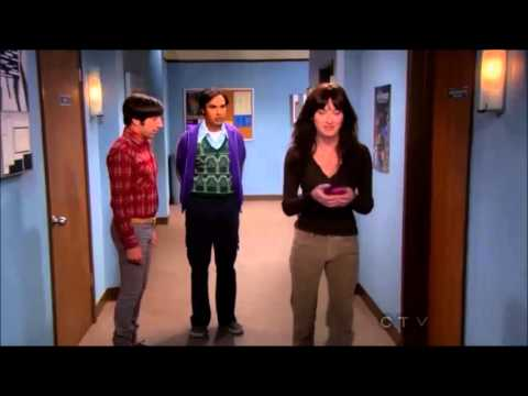 06x08 Margo Harshman reappears!  The Big Bang Theory
