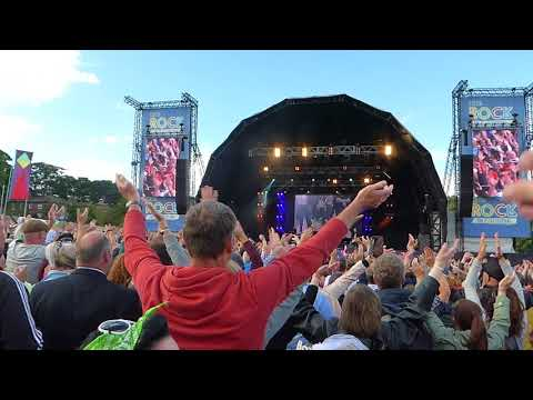 Tainted Love - Where Did Our Love Go (live)   MARC ALMOND   Let's Rock Leeds 2018