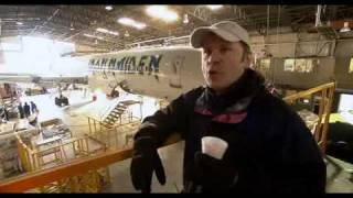 Iron Maiden Flight 666 parte 1