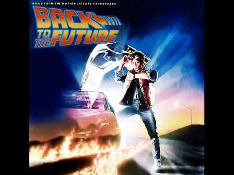 Track 9   Earth Angel   Back To The Future 1985