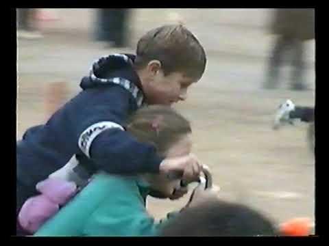 Спортивные игры в Частых 27.09.1997