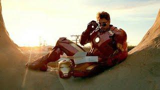 Беседа Старка и Ника Фьюри - Железный Человек 2