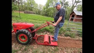 David Bradley planting  wild flowers YouTube Videos