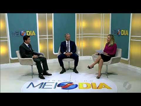 JMD (21/06/18) - Risco De Racionamento De água Em Goiânia
