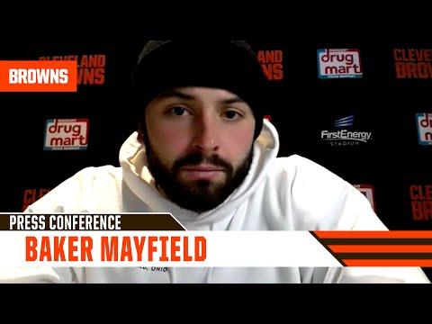 Baker Mayfield Postgame Press Conference vs. Ravens | Cleveland Browns