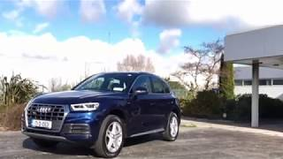 Our Test Drive: the Audi Q5 2017