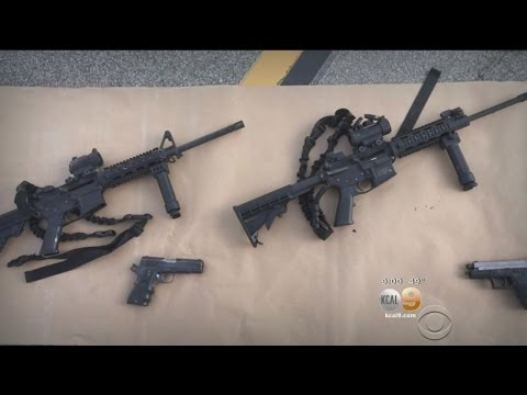 Man Accused Of Supplying San Bernardino Massacre Shooter With Weapons Faces Terrorism Charges