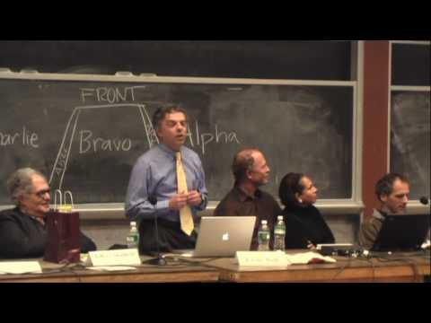 MIT Latke-Hamentashen Debate 2009 - Jeremy Wolfe (H3)