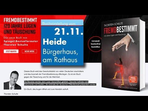 Mit diesem Vortrag zähmte Thorsten Schulte (Buch Fremdbestimmt) die Antifa! Unglaublich!