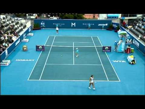 2012 Moorilla Hobart International GAJDOSOVA v RODIONOVA Full Match.mp4