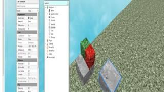 [B]- Roblox Tutorial: How To Build An Open-Close Click Door