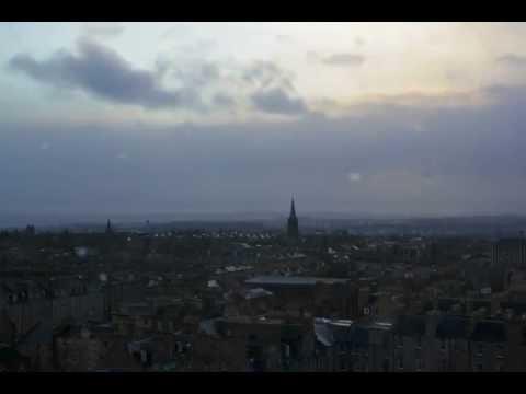 Timelapse Edinburgh - Appleton tower