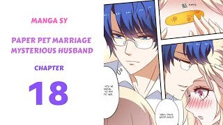 Paper Pet Marriage Mysterious Husband Chapter 18-New Job