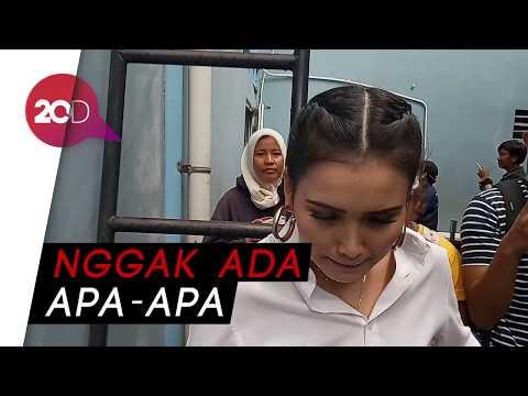 Kata Ayu Ting Ting Soal Tendang Wajah Andika Kangen Band