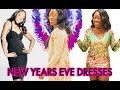 New Years Eve Dresses 2018 | NYE Outfits Lookbook | NYE Winter Lookbook Fashion Outfits