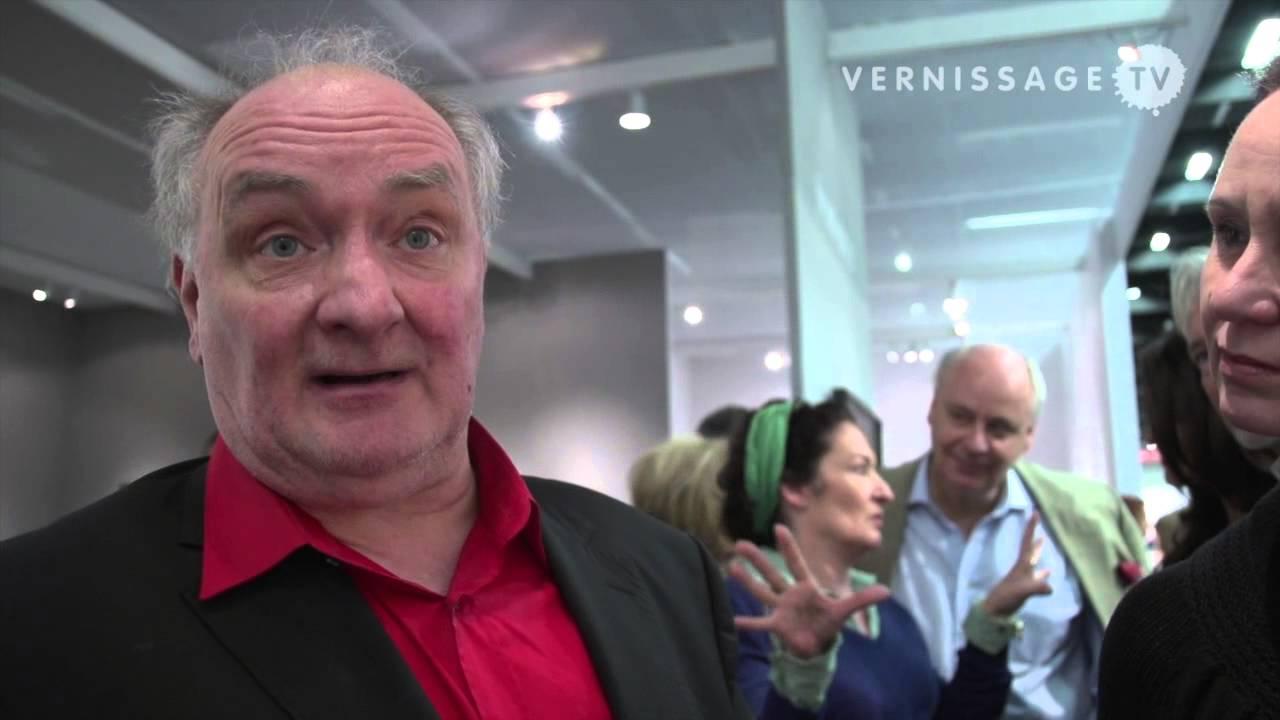 Interview mit Bernd Schwarzer, Art Cologne 2013