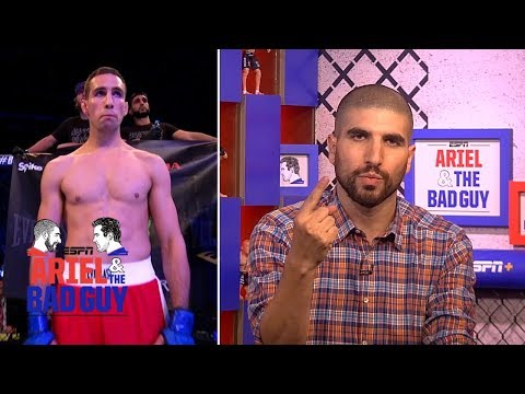 Is Rory MacDonald being too ambitious in Bellator MMA? | Ariel & The Bad Guy | ESPN