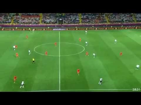 Philipp Lahm VS. The Netherlands - EURO 2012 [HD]