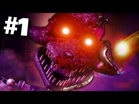 АЗ СЪМ ГОЛЯМО МОМЧЕ!! | The Joy Of Creation: Story Mode - Част 1 [DrCraft]
