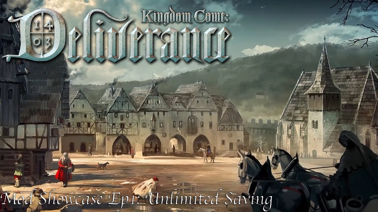Kingdom Come: Deliverance MODS Ep:1 Unlimited Saving - How to save without  Saviour Schnapps