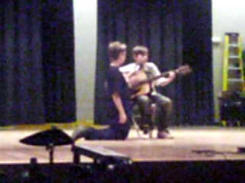 berkeley middle school talent show 2010 triston taylor