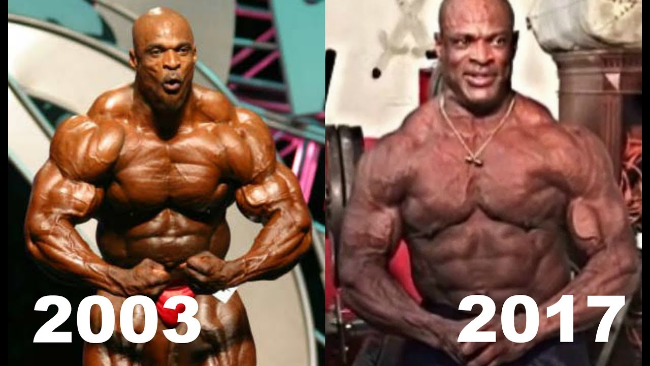 Ronnie Coleman is Training for a comeback?! - YouTube