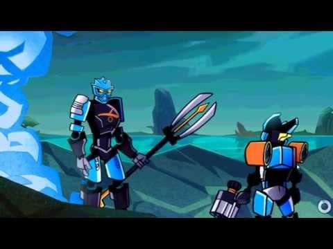 Бионикл 2: Легенда Метра Нуи - смотреть онлайн мультфильм