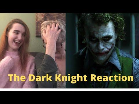 Joker - Calm Your Butt Down! The Dark Knight REACTION!! The Dark Knight Trilogy Reaction