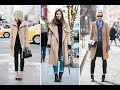 The best winter outfits and street style rocked