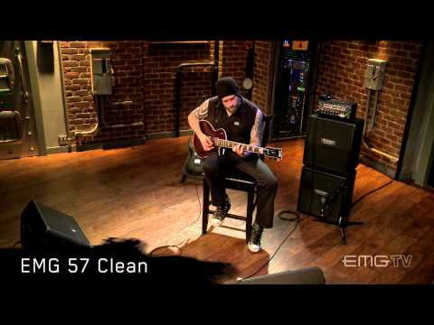 Andy James Gives Demo Of The LTD Elite Eclipse And Shreds On EMGtv
